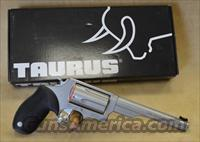 "SALE 2441069T Taurus Judge Stainless 6.5""/2.5"" - 45 Long Colt/410 gauge"