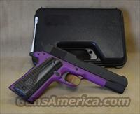 IJ22 Iver Johnson 1911 A1 Standard Lavender - 9mm