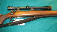 WINCHESTER MOD 70 1938 MANUFACTURE