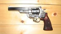 SMITH & WESSON 629  .44 MAG