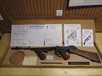Thompson Mod 1927 A1 45 ACP New In Box West Hurley