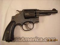 US Victory Smith and Wesson all matching .38 Special