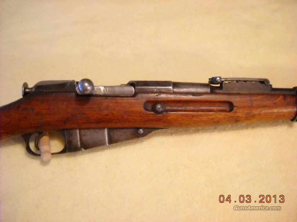 how to clean russian mosin nagant