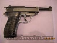 WW2 BYF P-38 Pistol 9mm Luger