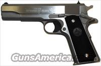 "COLT M1991A1 .45ACP 5"" Barrel, Matte Stainless  Steel,  .45 ACP, SKU #01091-Model ""O"""