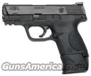 Smith & Wesson M&P9C, SKU #150954, WITH X-GRIP Magazine Adapter (Accommodates Full Size 17-Round Magazine), Includes (1) Standard 11-Round Magazine, and (1) 17-Round Full Size Magazine......