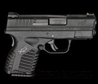 "Springfield Armory XDS, Single Stack .45ACP, 3.3"" Barrel, Black Melonite Finish..."
