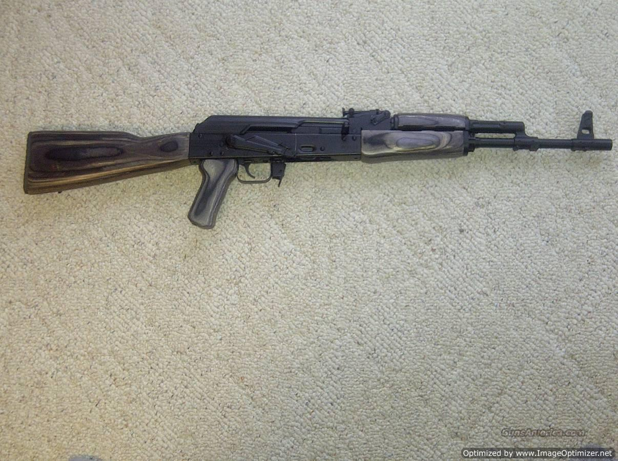 Ak47 New Izhmash Of Russia Saiga With Black For Sale