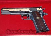 Colt Gold Cup DEA Commemorative