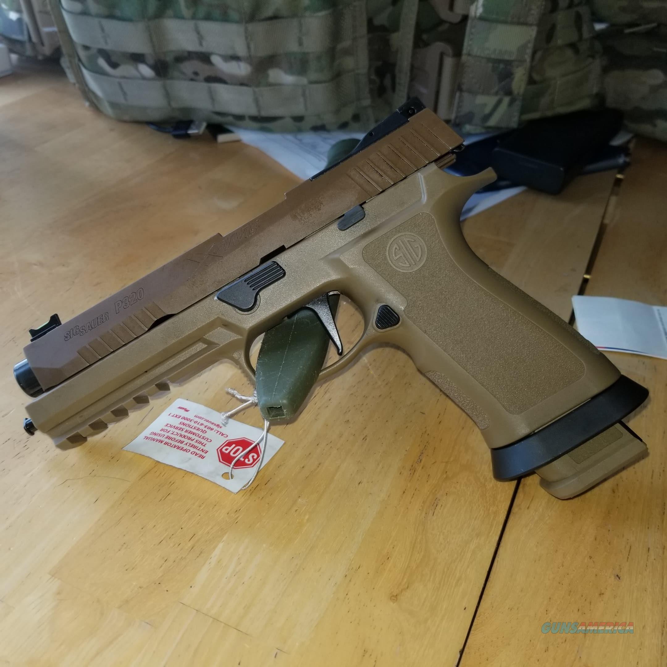 Sig Sauer P320 X-Five 9mm