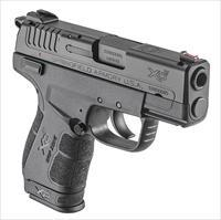 "Springfield XDE 9mm, 3.3"" barrel, Mfg# XDE9339BE, NIB"