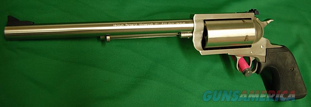 Magnum Research Bfr 500 Smith Wesson Magnum For Sale