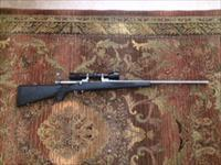 Remington 700 .300 Win Mag 24' Stainless with Bushnell ScopeChief IV 3x9