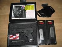 Kahr P380 Black 380 ACP /w/ Extra Mags - Holster