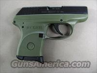 Ruger LCP-OD Green 380 ACP #3706  **NEW**