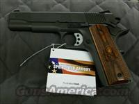 Springfield 1911 A1 Loaded 45 ACP Night Sights  **NEW**