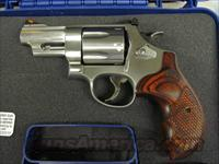 Smith & Wesson Model 629 Deluxe 44 mag 3 inch Talo Grips  **NEW**