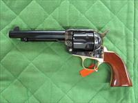 Uberti 1873 Cattleman Brass 5.5 Inch 357 Mag #344510  **NEW**