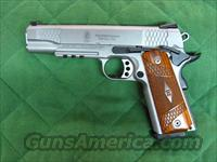 Smith & Wesson SW1911TA E-Series Stainless 45 acp  **NEW**