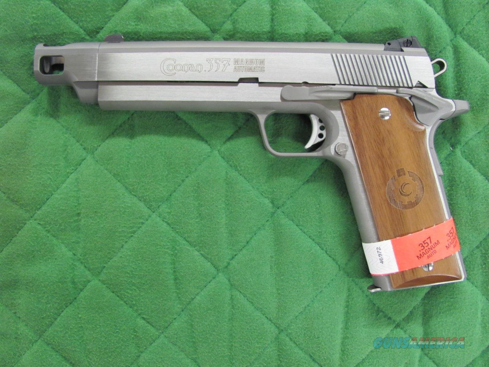 Coonan Classic with Ported Barrel 357 Magnum **NEW**