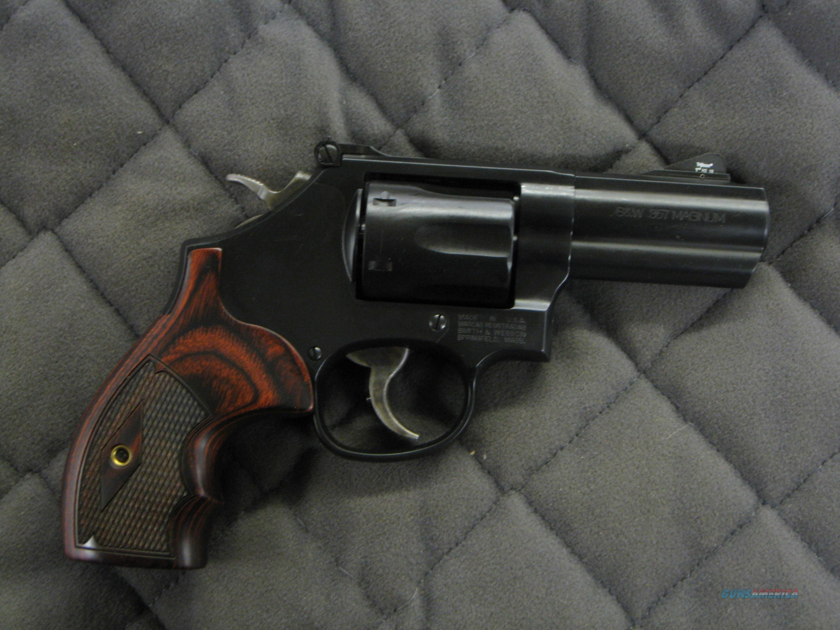 Smith & Wesson Model 19 Carry Comp NEW 12039 For Sale
