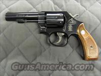 Smith & Wesson Model 10 38 special +P wood grips  **NEW**