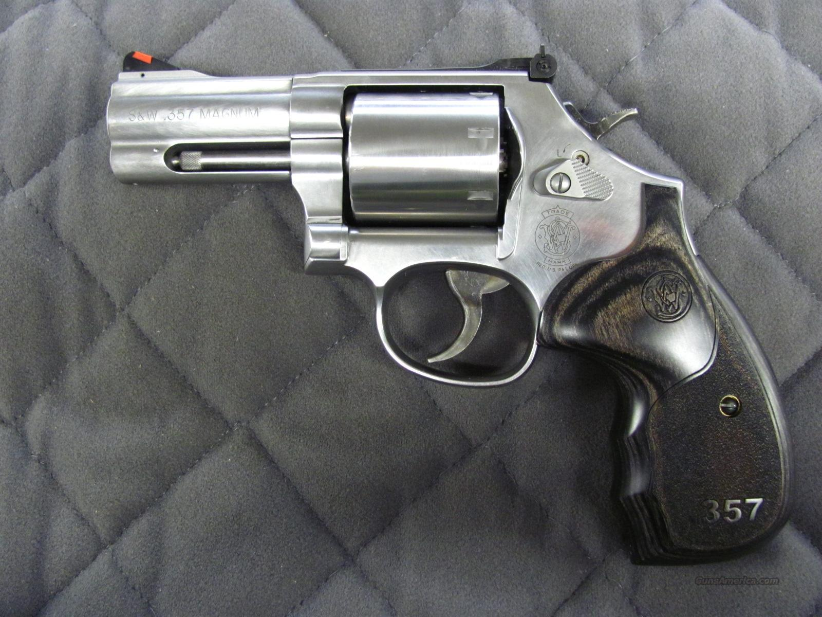 Smith & Wesson Model 686 Talo 3-5-7 Series 3 In... for sale