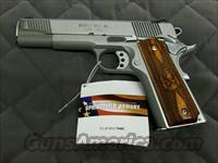 Springfield 1911 A1 Loaded 45 ACP Stainless  **NEW**