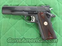 Colt 1911 Series 80 MKIV National Match Gold Cup 05870NM  **NEW**
