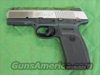 Ruger SR45 Stainless 45 ACP #3801  **NEW**