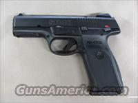 Ruger SR40 Blackened 40 S&W  **NEW**