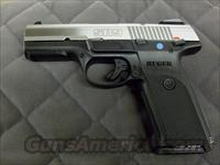 Ruger SR9 9 mm Stainless  **NEW**