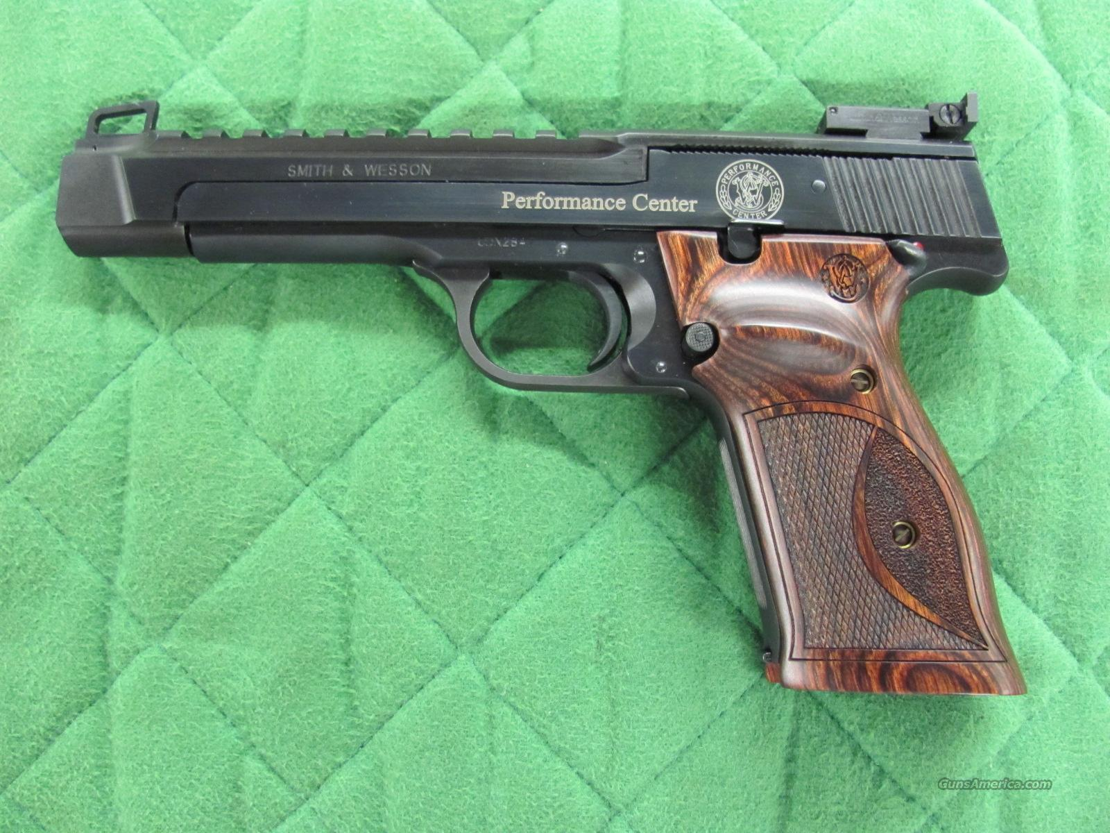 Smith Hookup And Model 41 Wesson A