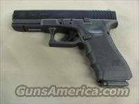 Glock 17 9 mm Standard Gen 4  **NEW**