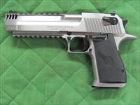 Magnum Research Desert Eagle Stainless 44 Mag w/ Brake DE44SRMB **NEW**