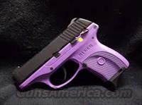 Ruger LC9 - PG 9 mm Talo Exclusive Purple  **NEW**