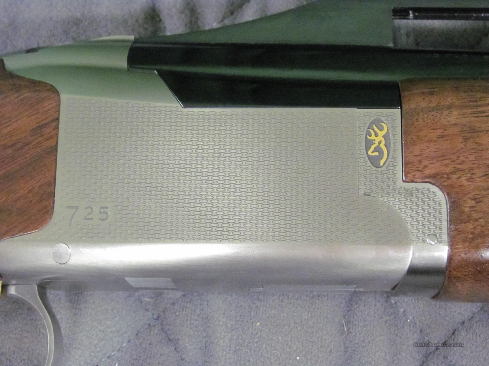 Browning citori 725 high rib sporting w adj comb 32 inch for sale