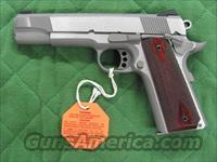 Colt 1911 Government Stainless XSE 45 acp  **NEW**
