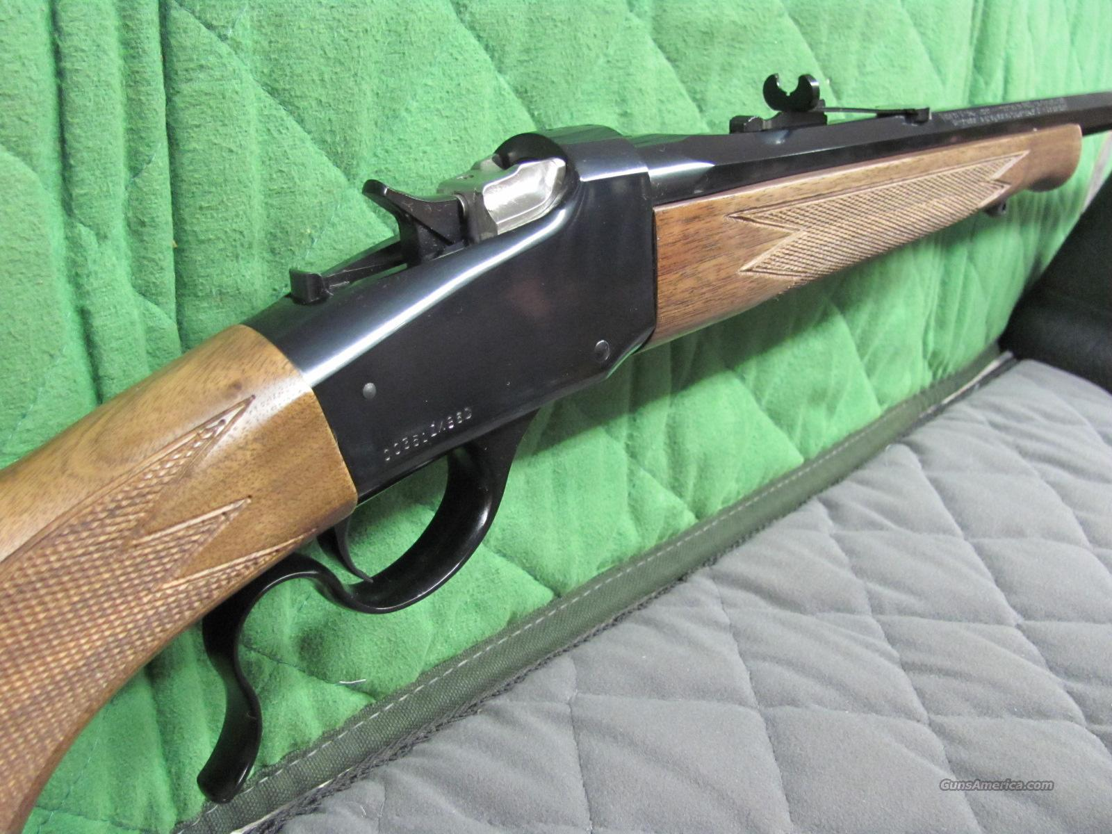 Winchester 1885 Low Wall Hunter Rimfire Octagon For Sale