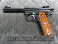 Ruger 22/45 MK III With Replaceable Grip Panels  **NEW**