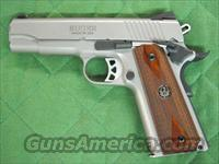 Ruger SR - 1911 CMD 45 ACP #06702  **NEW**