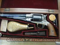 Cased Remington Model 1858
