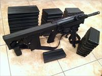 Kel-Tec RFB  :  with 31 mags, T-POD G2 on rail, MOE, sling