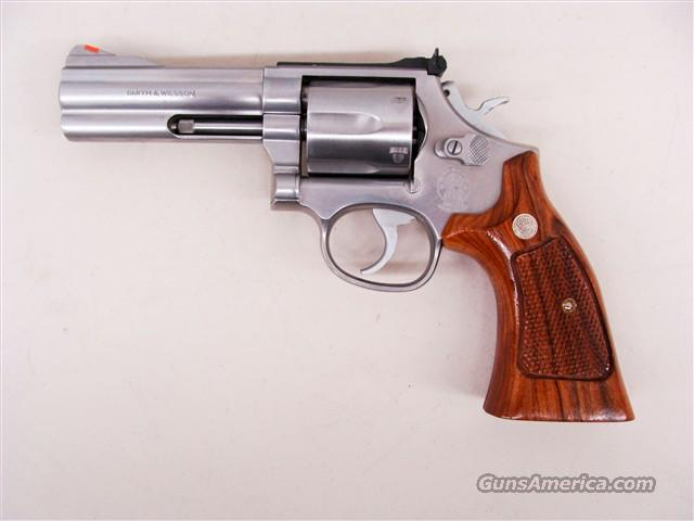 Smith and Wesson 686-2 .357 4 inch barrel for sale