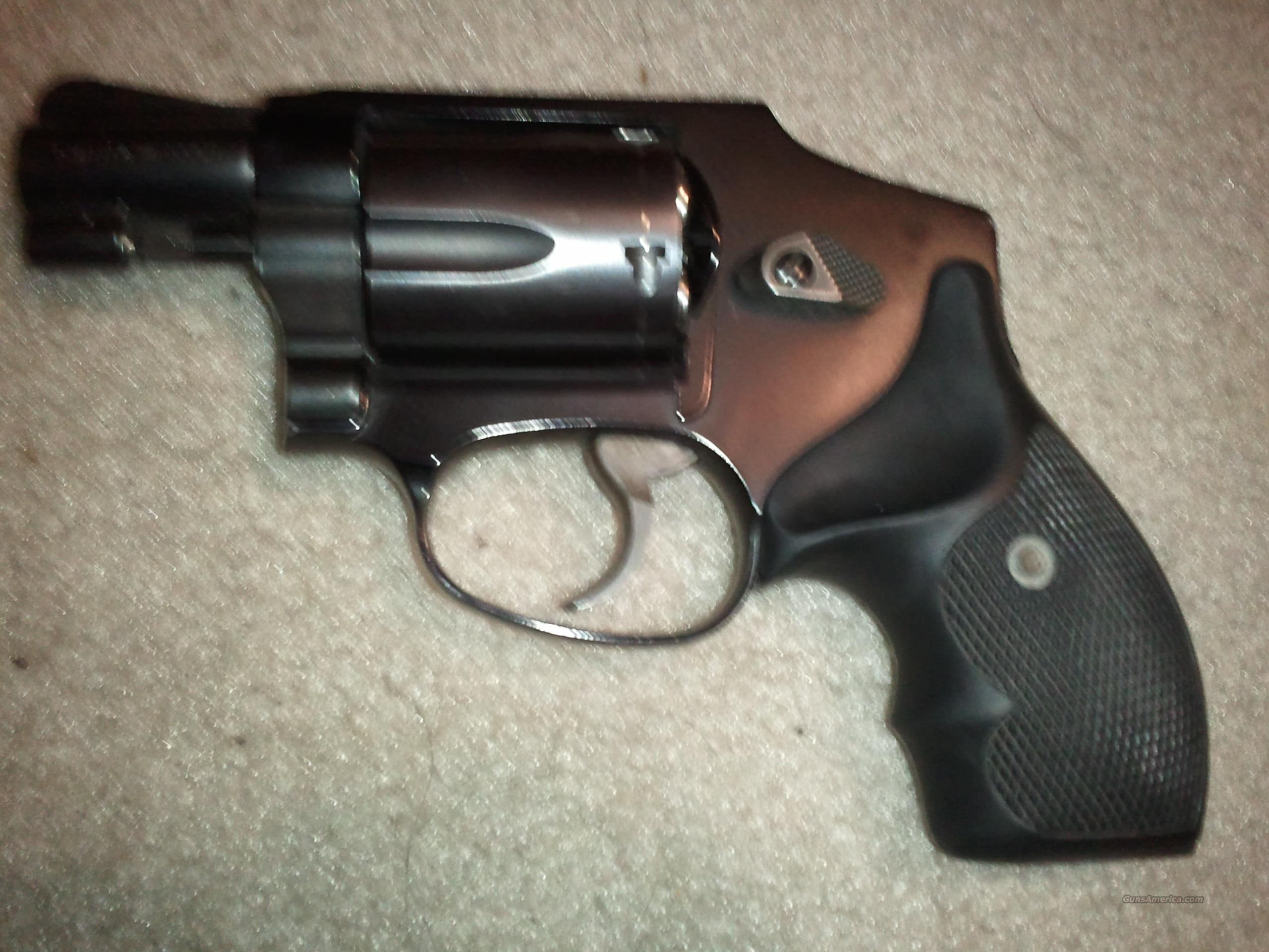 Slightly Used Smith and Wesson Model 442 .38 sp... for sale