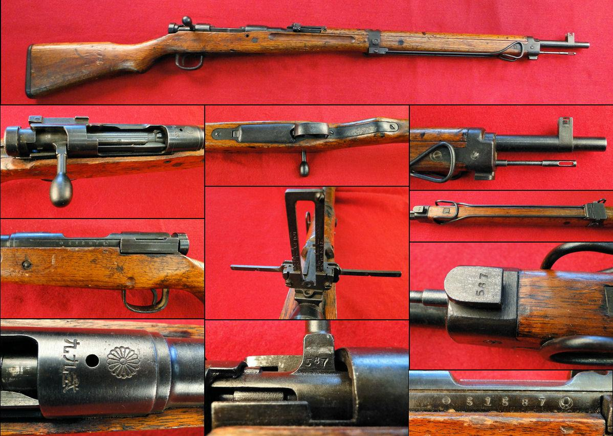 Arisaka Type 99/ Mum / Monopod/ Matching