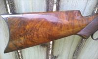 1886 Deluxe 45/70 2nd year  3X Wood!