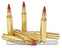 223 TRACER ammo 100 round packs 5.56 AR SIG M4