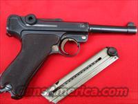 DWM Police P-08 Luger Rare Series All Matching 1920's Great Condition 9mm WWII