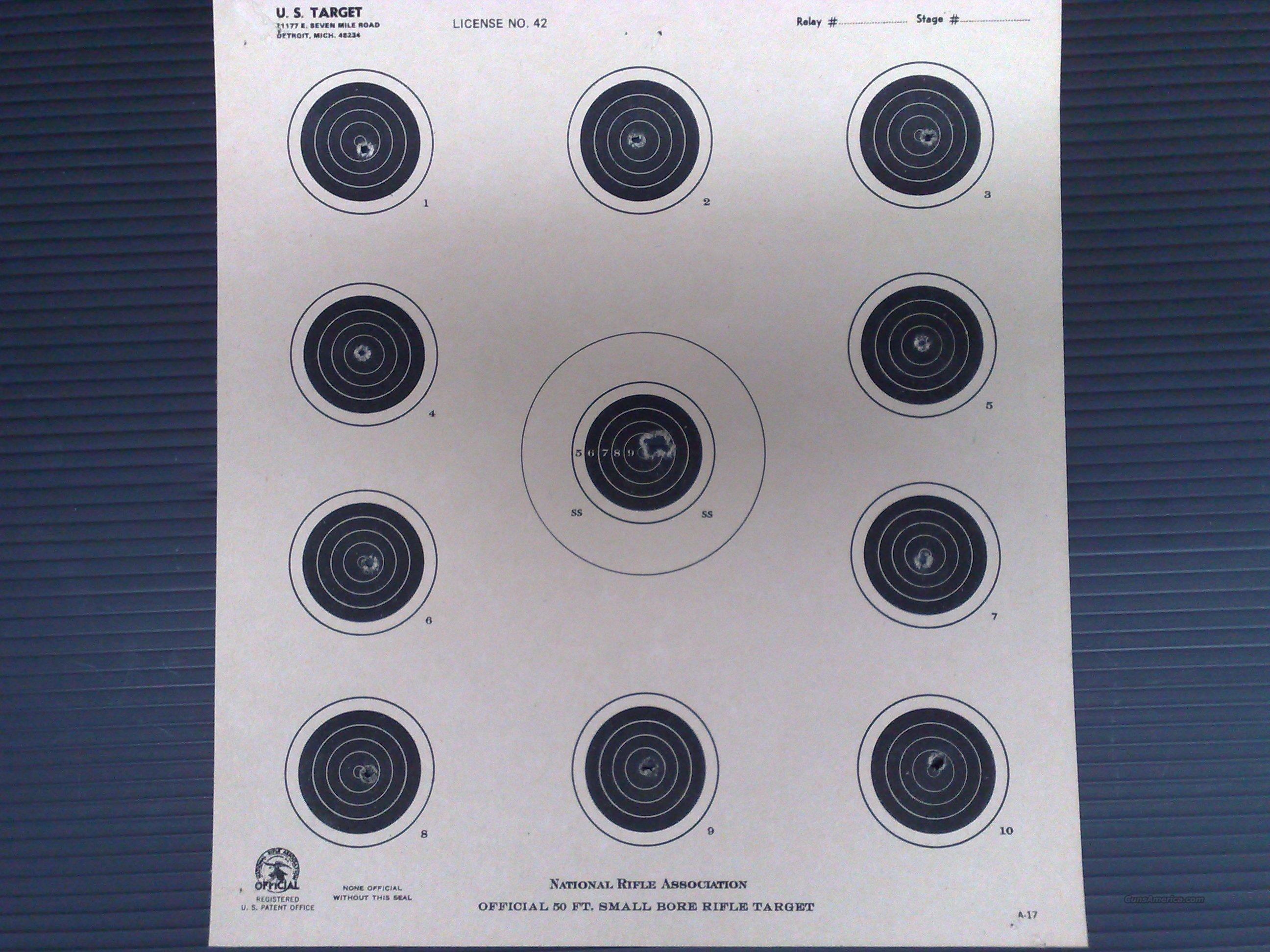 Weihrauch 22 Lr Target Rifle Bolt Action For Sale